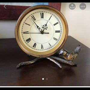 Clock for decoration